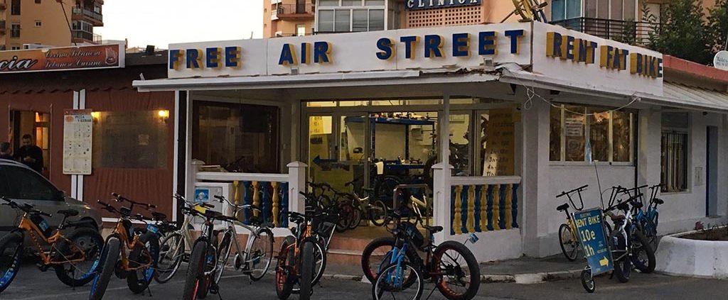 Licencia de Apertura en Torremolinos – Free Air Street